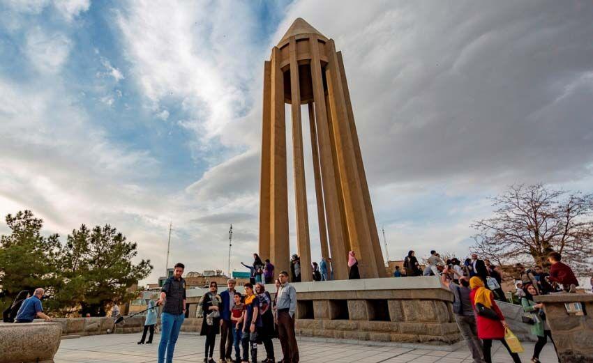 دانشگاه پبام نور واحد همدان