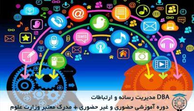 مدیریت رسانه و ارتباطات